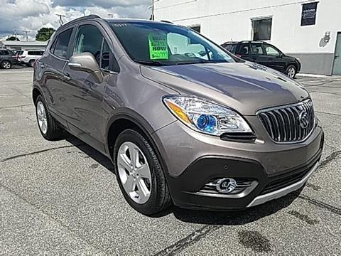 2015 Buick Encore for sale in Charleston, WV