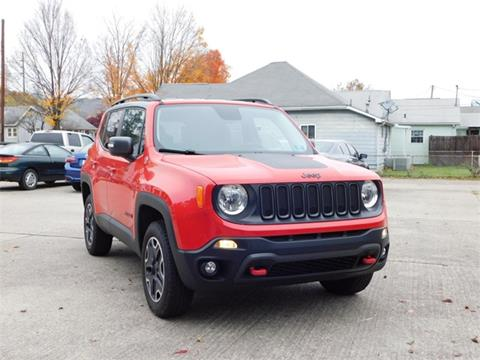 2016 Jeep Renegade for sale in Charleston, WV
