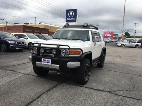 2013 Toyota FJ Cruiser for sale in Charleston, WV