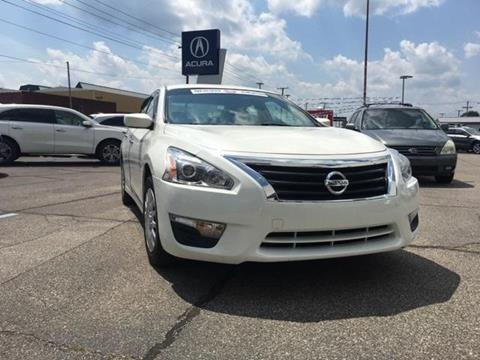 2015 Nissan Altima for sale in Charleston, WV