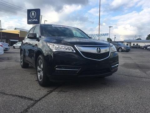2015 Acura MDX for sale in Charleston, WV