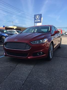 2014 Ford Fusion Hybrid for sale in Charleston, WV