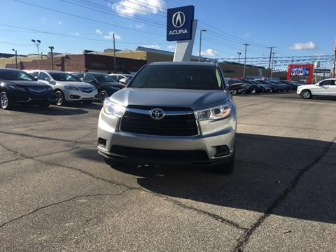 2014 Toyota Highlander for sale in Charleston, WV