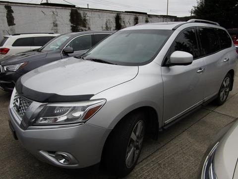2013 Nissan Pathfinder for sale in Charleston, WV