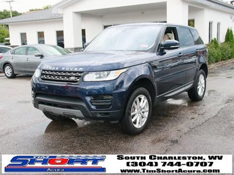2017 Land Rover Range Rover Sport for sale in Charleston, WV