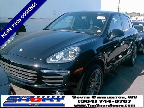 2017 Porsche Cayenne for sale in Charleston, WV