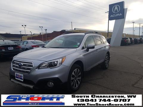2017 Subaru Outback for sale in Charleston, WV
