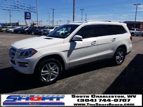 2015 Mercedes-Benz GL-Class for sale in Charleston, WV