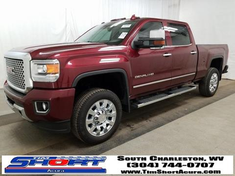 2016 GMC Sierra 2500HD for sale in Charleston, WV
