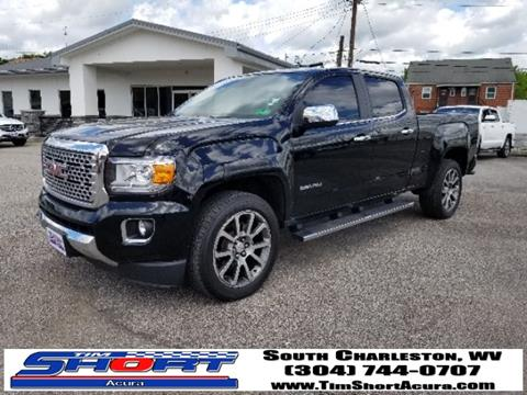 2017 GMC Canyon for sale in Charleston, WV
