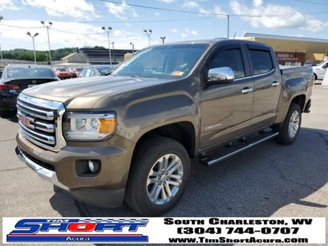 2016 GMC Canyon for sale in Charleston, WV