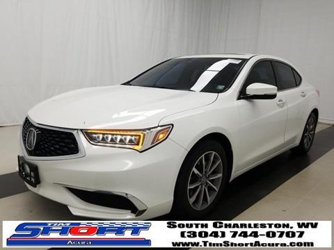 2018 Acura TLX for sale in Charleston, WV