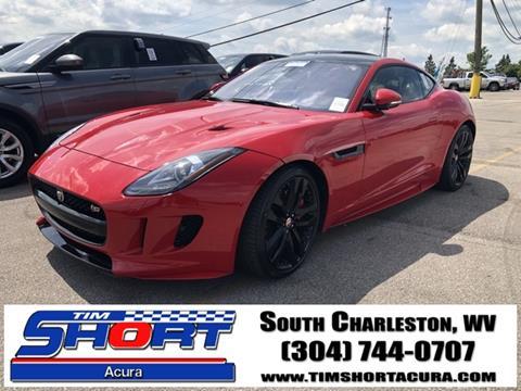 2017 Jaguar F-TYPE for sale in Charleston, WV