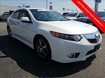 2013 Acura TSX for sale in Charleston, WV