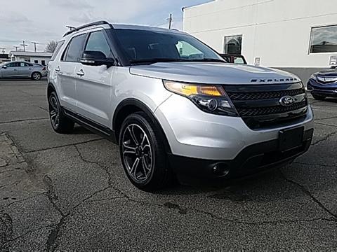 2015 Ford Explorer for sale in Charleston, WV