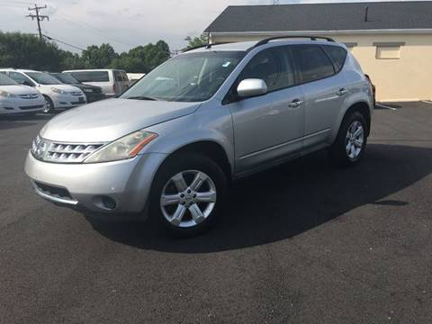 2007 Nissan Murano for sale in Fredericksburg, VA
