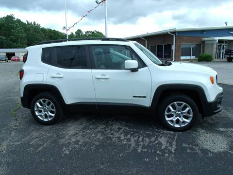 2015 Jeep Renegade for sale in Carmi, IL