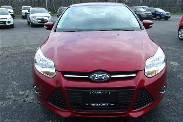 2014 Ford Focus SE 4dr Sedan - Carmi IL