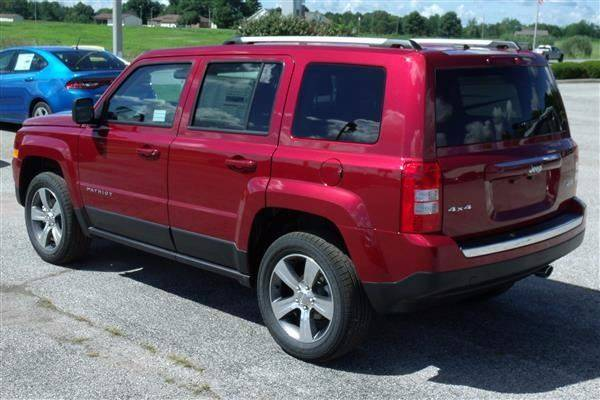 2017 Jeep Patriot 4x4 Latitude 4dr SUV - Carmi IL