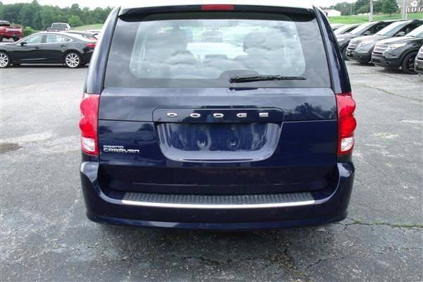 2012 Dodge Grand Caravan American Value Package 4dr Mini-Van - Carmi IL