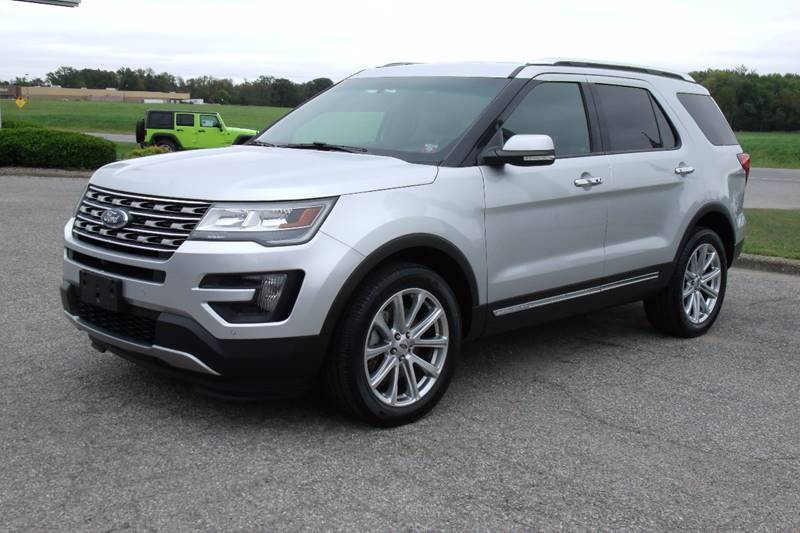 2016 Ford Explorer AWD Limited 4dr SUV - Carmi IL