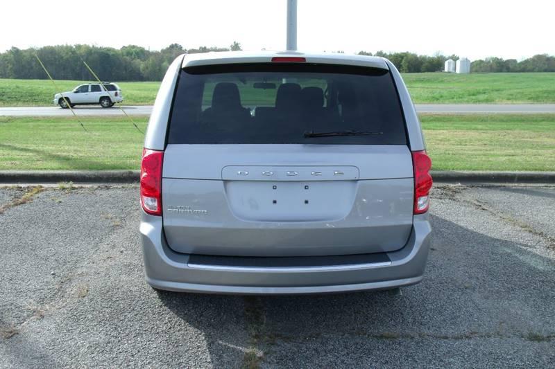 2017 Dodge Grand Caravan SE Plus 4dr Mini-Van - Carmi IL