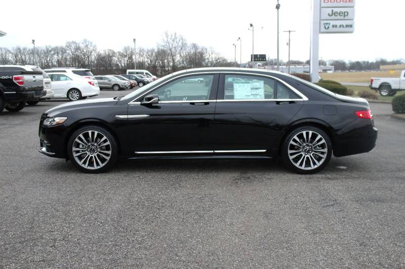 2017 Lincoln Continental Select 4dr Sedan - Carmi IL