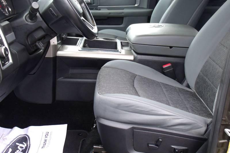 2013 RAM Ram Pickup 2500 4x4 Big Horn 4dr Crew Cab 6.3 ft. SB Pickup - Carmi IL