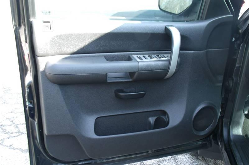 2007 Chevrolet Silverado 1500 LT1 4dr Extended Cab 4WD 5.8 ft. SB - Carmi IL