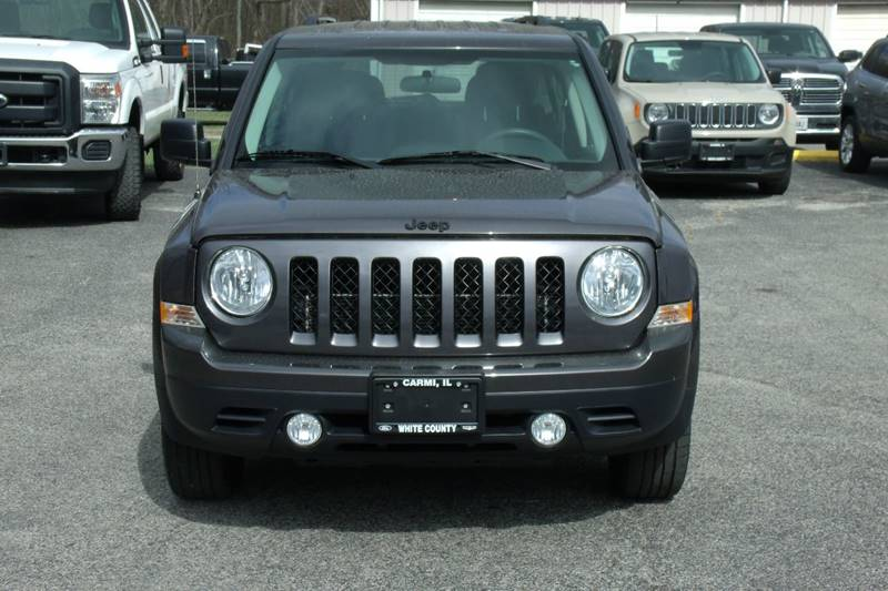 2015 Jeep Patriot Altitude Edition 4dr SUV - Carmi IL