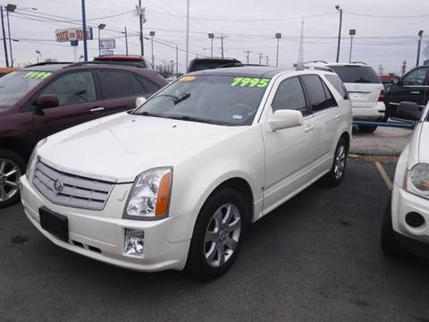 2007 Cadillac SRX for sale in Arlington, TX