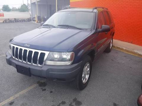 2003 Jeep Grand Cherokee for sale in Arlington, TX