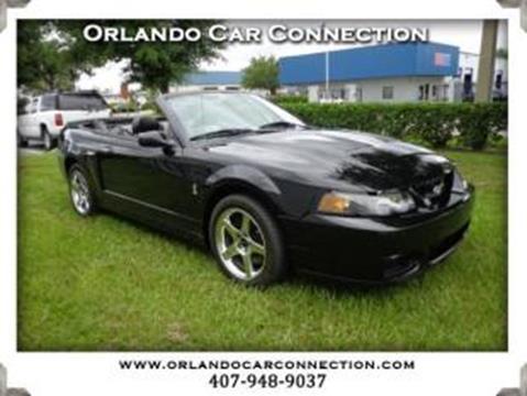2003 Ford Mustang SVT Cobra for sale in Winter Garden, FL