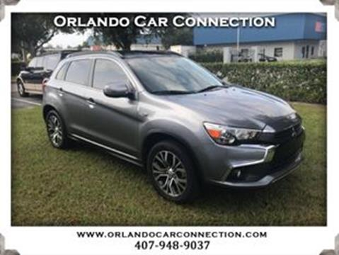 2016 Mitsubishi Outlander Sport for sale in Winter Garden, FL