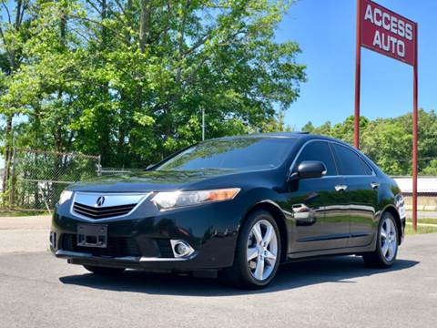 2011 Acura TSX for sale at Access Auto in Cabot AR