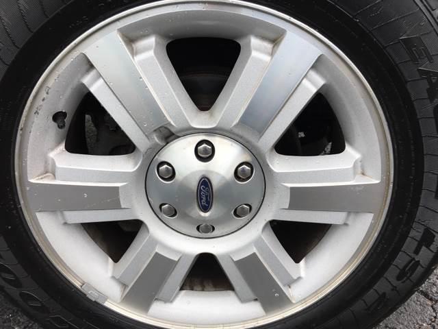 2007 Ford F-150 FX4 4dr SuperCrew 4x4 Styleside 5.5 ft. SB - Leavenworth KS