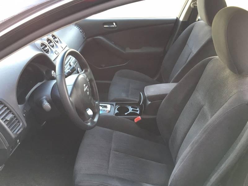 2012 Nissan Altima 2.5 S 4dr Sedan - Leavenworth KS