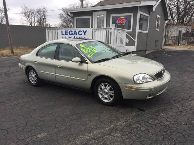 2004 Mercury Sable LS Premium 4dr Sedan - Leavenworth KS