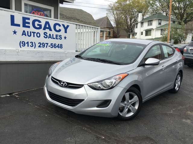 2013 Hyundai Elantra GLS 4dr Sedan - Leavenworth KS