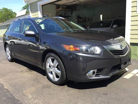 2012 Acura TSX Sport Wagon for sale in Sagamore, MA