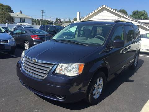 2008 Chrysler Town and Country for sale in Sagamore, MA