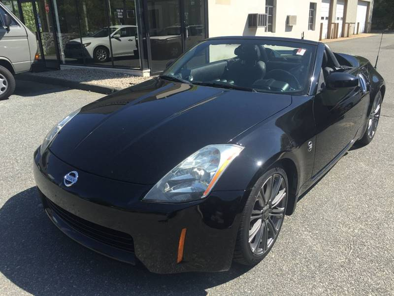 2004 Nissan 350z Enthusiast 2dr Roadster In Sagamore Ma Cape Cod