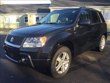 2008 Suzuki Grand Vitara for sale in Sagamore, MA