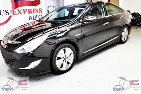 2014 Hyundai Sonata Hybrid for sale in Duluth, GA