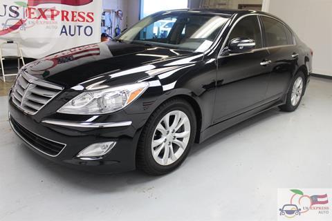 2013 Hyundai Genesis for sale in Duluth, GA