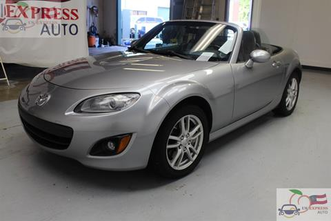 2012 Mazda MX-5 Miata for sale in Duluth, GA