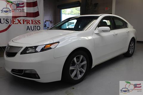 2012 Acura TL for sale in Duluth, GA