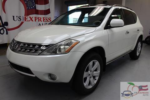 2006 Nissan Murano for sale in Duluth, GA