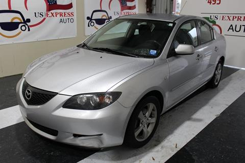 2004 Mazda Mazda3 For Sale Carsforsale Com