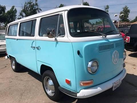 1969 Volkswagen Bus for sale in Ontario, CA